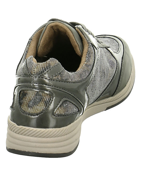 JENNY JENNY Sneakers grün-kombi