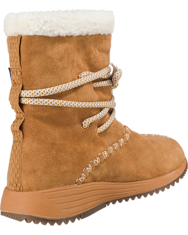 Project Delray, Project Stiefeletten, Delray Wavey Lux High Stiefeletten, Project braun fc20af