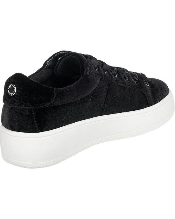 STEVE MADDEN, STEVE MADDEN Bertie schwarz Sneakers, schwarz Bertie b47d00