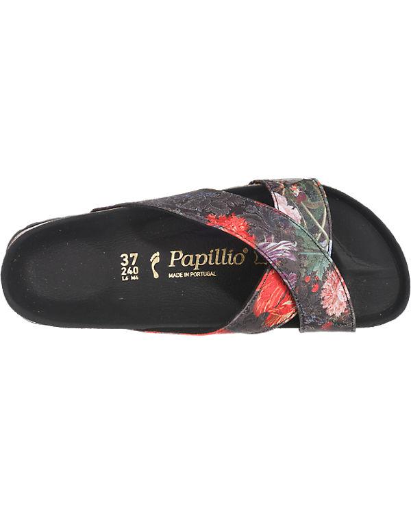 Papillio by Papillio BIRKENSTOCK, Papillio by Daytona Pantoletten, mehrfarbig 6d99af