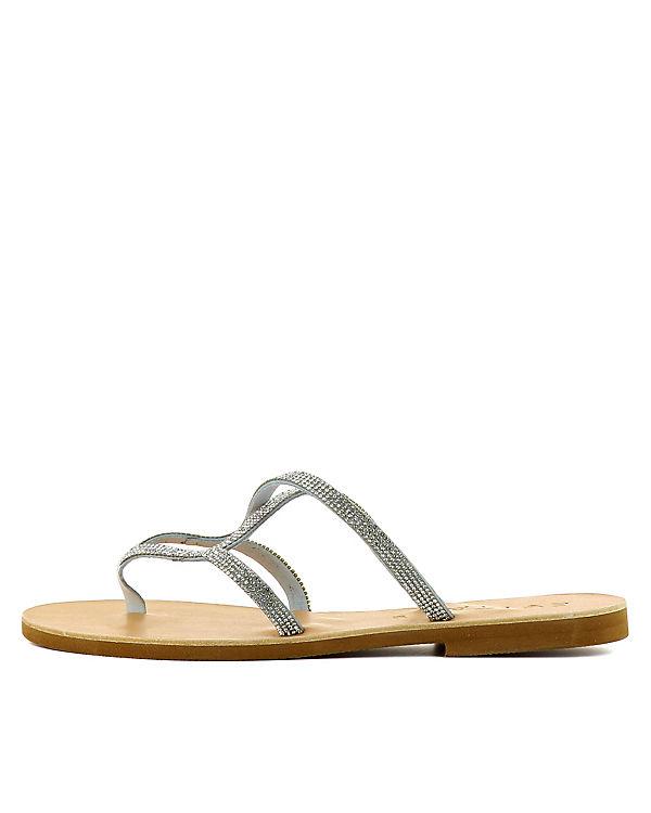 Shoes Evita grau Sandalen Shoes Evita dn1Pn