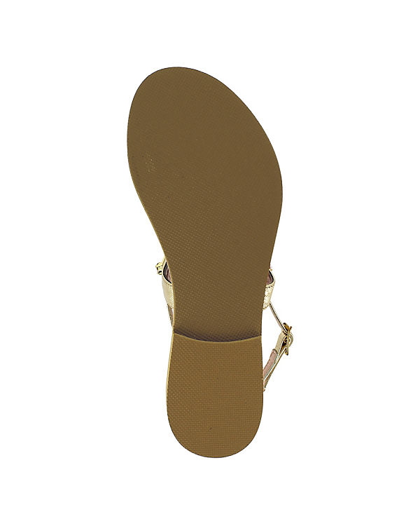 Evita Shoes, Shoes, Evita Evita Shoes Sandalen, gold 6f17f1
