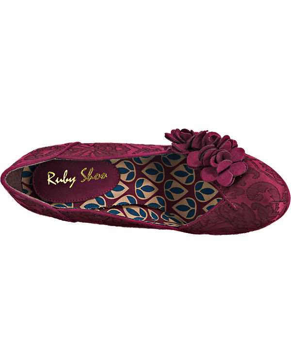 Ruby Ruby bordeaux Shoo Pumps Shoo Charlotte xTwaSqFxU