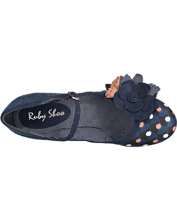 Ruby Shoo Ruby Shoo Dee Pumps blau-kombi