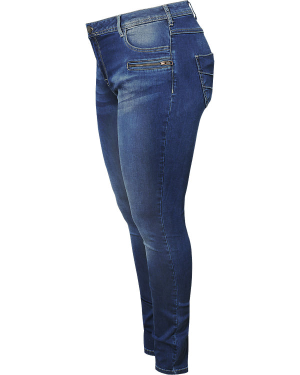 Sanna Jeans dunkelblau Zizzi Zizzi Jeans Slim 6q0qUZ