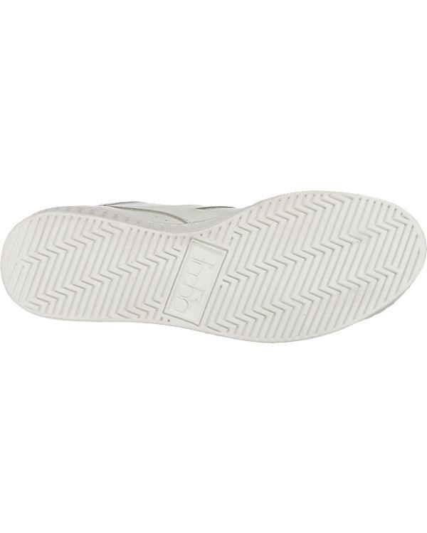 Verkaufen Kaufen Freie Verschiffen-Websites Diadora Diadora Game Sneakers weiß eKxFA6