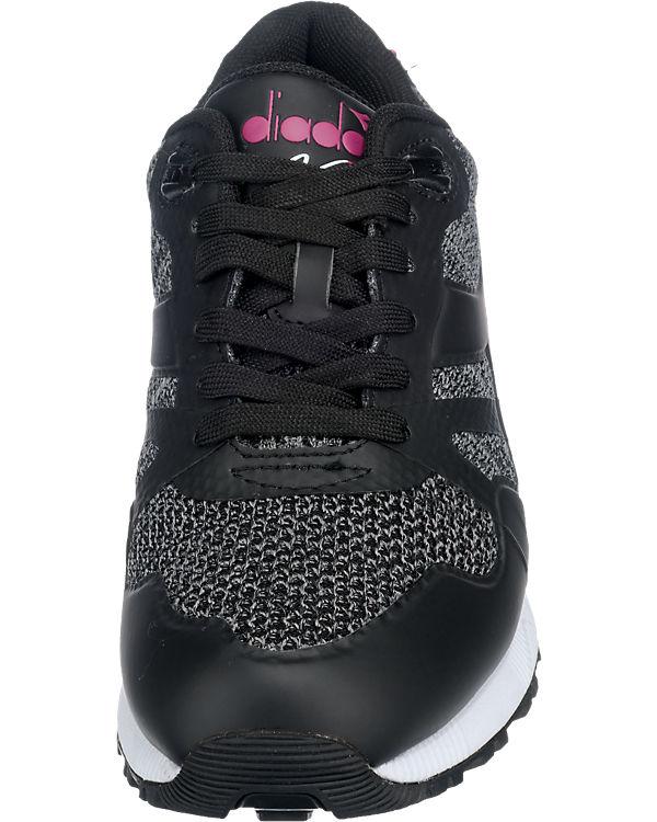 Diadora Diadora N9000 Sneakers schwarz-kombi
