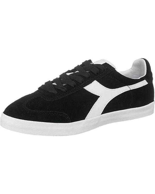 VLZ kombi Diadora Sneakers schwarz Original Diadora B C1qtYq