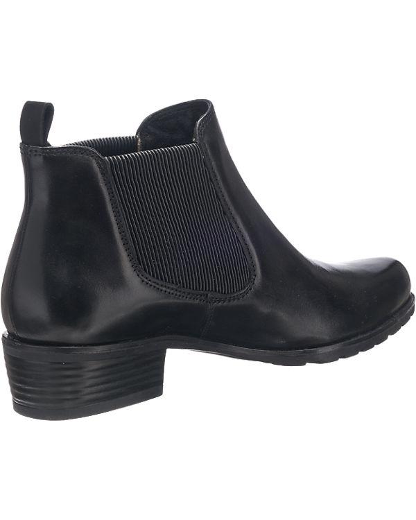 CAPRICE, CAPRICE Kelli Stiefeletten, schwarz schwarz schwarz f1fa47