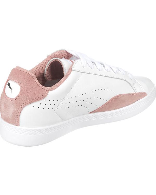 PUMA Lo Sneakers kombi Classic Match PUMA weiß 7rBPq71