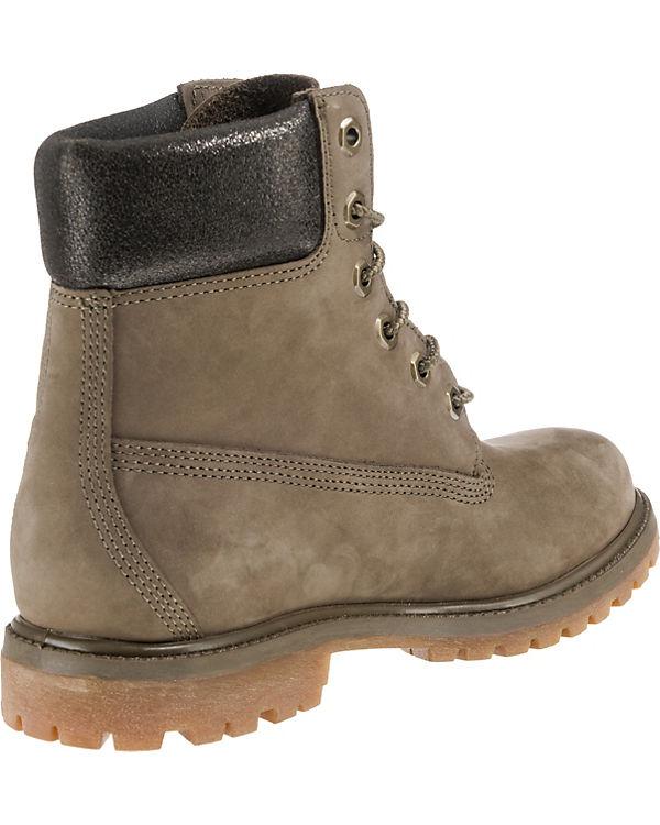 Timberland Timberland 6In Premium Boot Stiefeletten grau