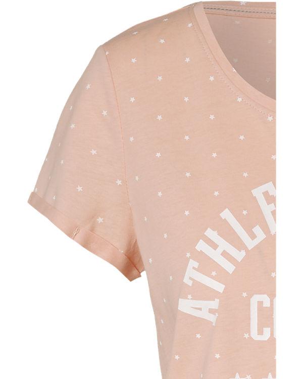TOM TAILOR Denim T-Shirt rosa