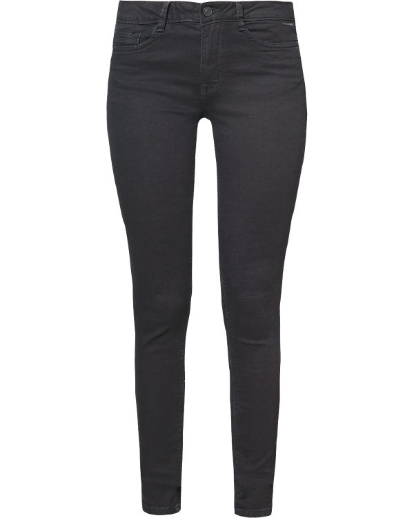 TOM TAILOR Denim Jeans Nela Regular black denim