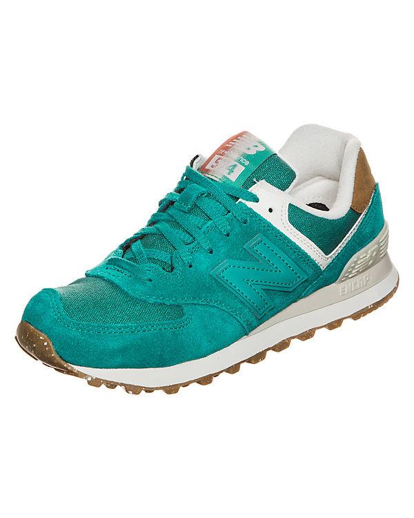 new balance New Balance WL574-SEB-B Sneakers grün