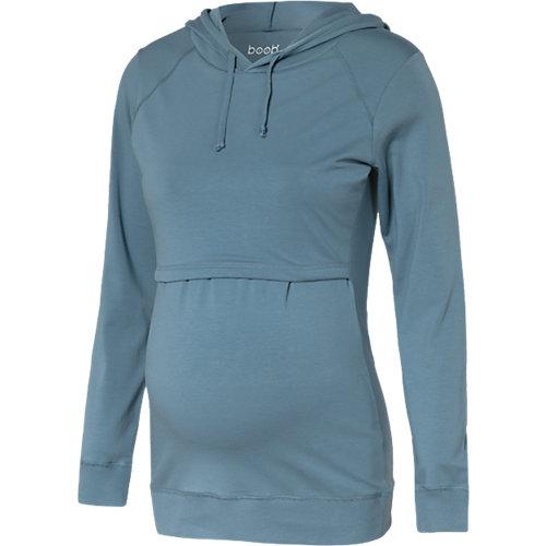 boob Stillpullover, Organic Cotton blau Damen G...