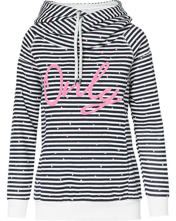 ONLY ONLY Sweatshirt creme Sweatshirt xqRIfPwY