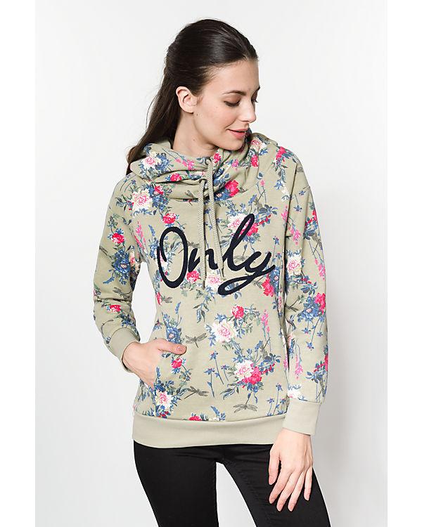 Sweatshirt Sweatshirt ONLY grau Sweatshirt ONLY ONLY grau grau ONLY ONLY grau Sweatshirt grau ONLY Sweatshirt Cwfx0gqn5