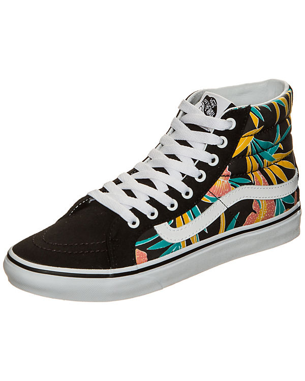 Hi mehrfarbig VANS Slim Vans Sk8 Sneakers Tropical Leaves RTn00xw