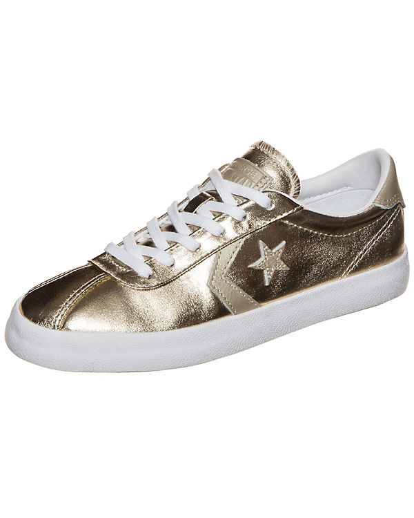 CONVERSE Converse Cons Breakpoint Metallic OX Sneakers gold