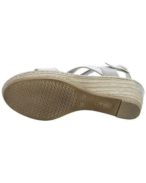 rieker rieker Sandaletten mehrfarbig