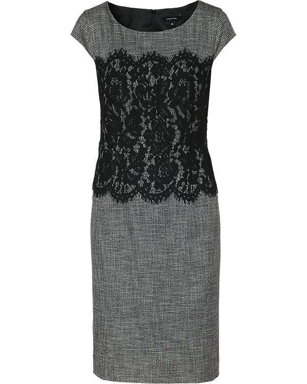 comma Kleid schwarz