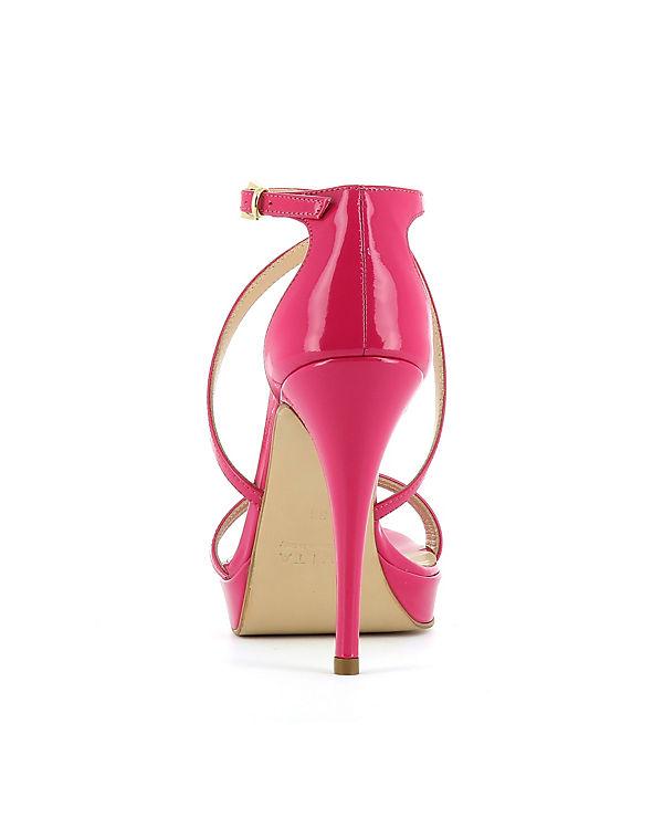 pink Shoes Sandaletten Evita Evita Shoes wFzwxOUc
