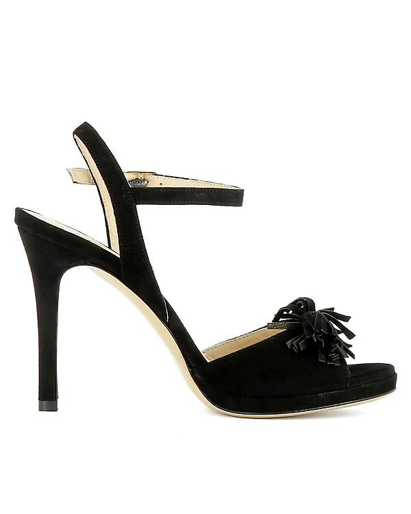 Sandaletten Shoes Evita schwarz Evita Shoes zwtnYqR4