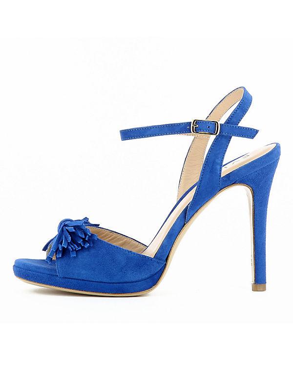 Evita blau Shoes Sandaletten Shoes Evita xC0zqFXnw