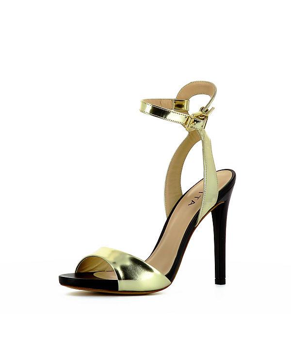 Shoes Evita gold Evita Shoes Sandaletten awwfRq