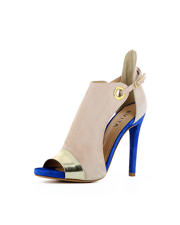 Evita Shoes Evita Shoes Sandaletten mehrfarbig