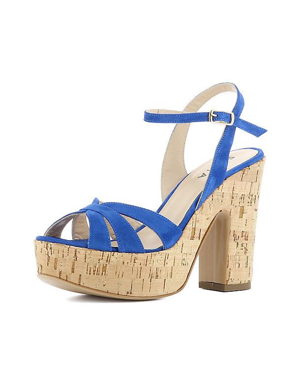 Evita Shoes, Evita Shoes Shoes Evita Sandaletten, blau e69af1