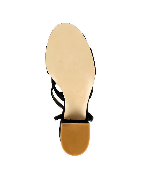 Evita Shoes Sandaletten Shoes Evita Evita Shoes schwarz Evita Shoes xSqHwEqc7R