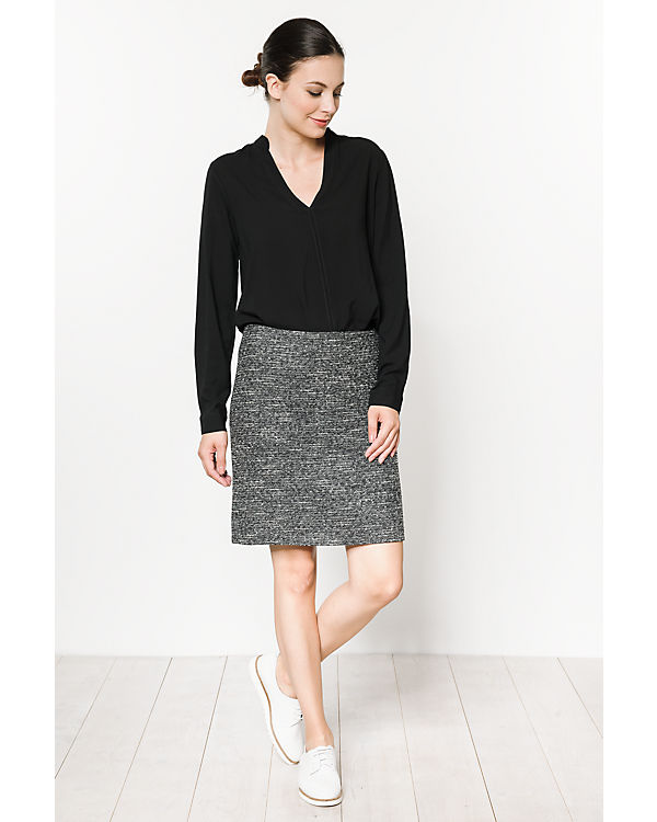 Comma Casual Identity Rock schwarz/grau
