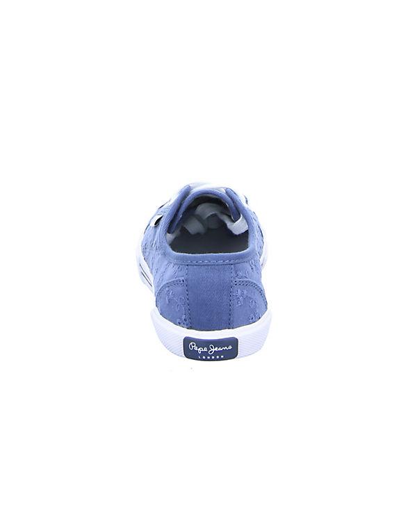 Pepe Jeans Pepe Jeans Sneakers blau