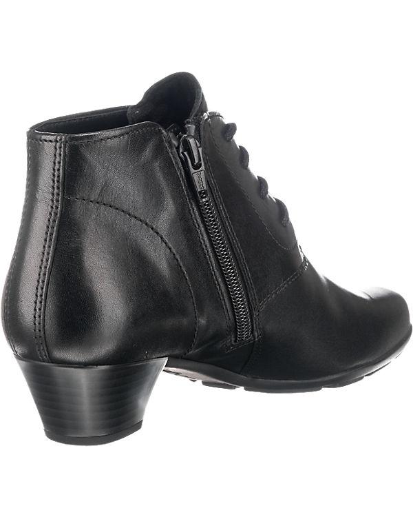 Stiefeletten Gabor schwarz 1 Modell Gabor x1WZ6Bz