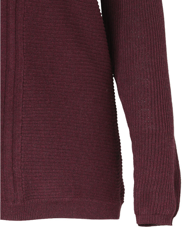 dunkelrot Zizzi Pullover Pullover Zizzi w4PqztnF