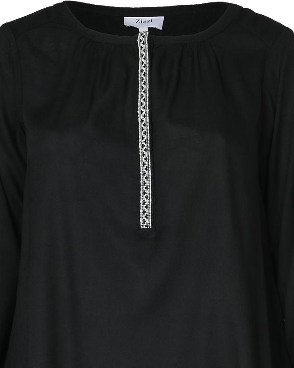 Zizzi Bluse Zizzi schwarz Bluse schwarz Bluse Zizzi gIqBxwzw