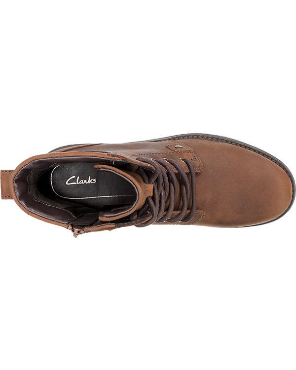 Clarks Clarks Orinoco Spice Stiefeletten braun