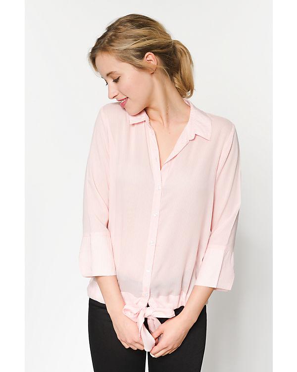 VERO MODA Bluse rosa-kombi