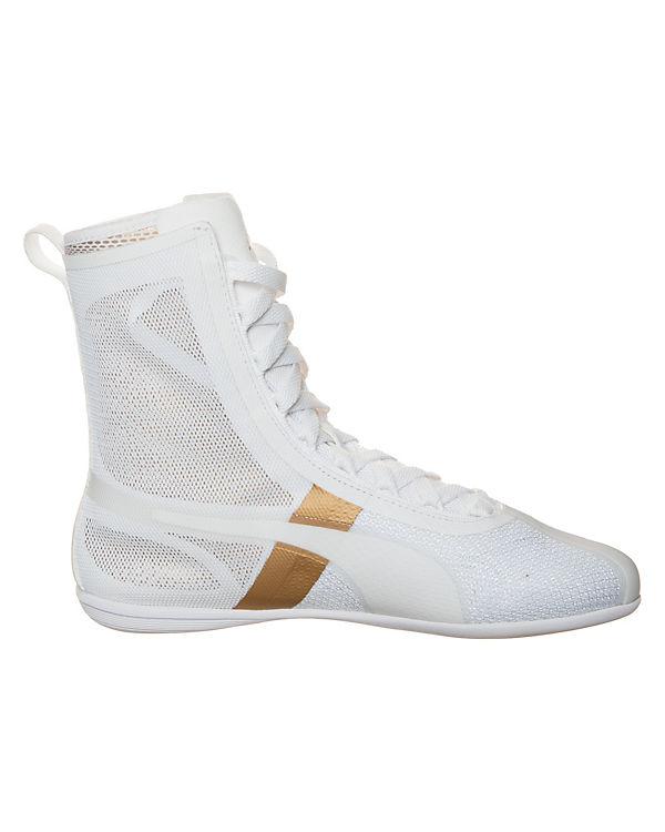 PUMA Puma Eskiva Hi EVO Sneaker weiß