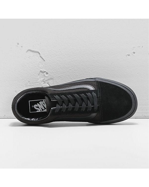 Sneakers VANS schwarz Platform Skool Old wUqqTapB