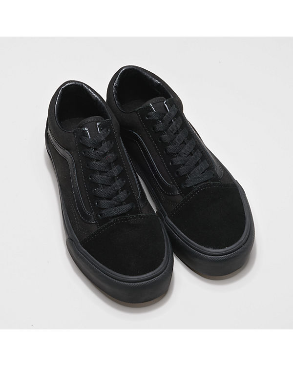 VANS, VANS, VANS, Old Skool Platform Sneakers, schwarz 3286ac