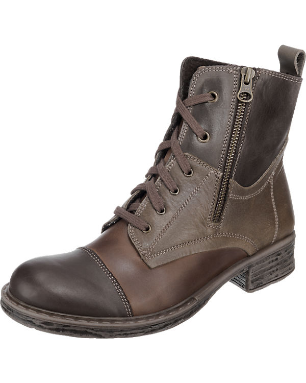 Double You, You, Double Double You Stiefeletten, braun e71454