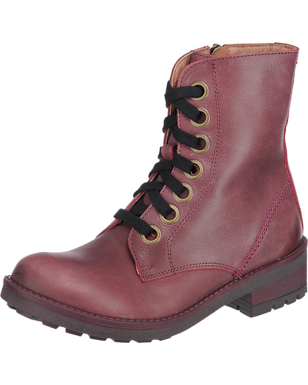 Double You Double You Stiefeletten rot