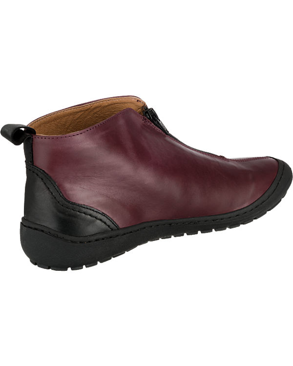 Double rot You, Double You Stiefeletten, rot Double df9239