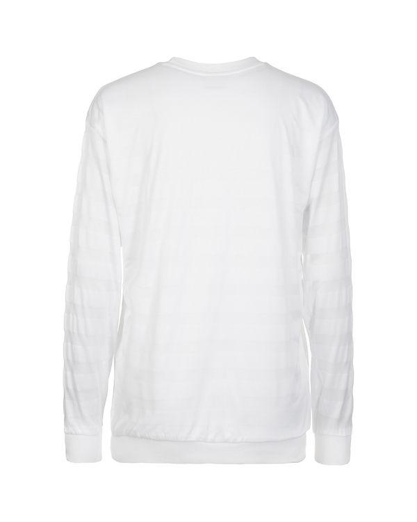 Out Sweatshirt Crew PUMA weiß Burn T7q008