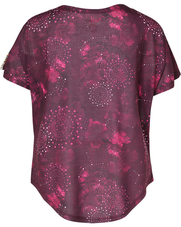 Desigual T-Shirt pink