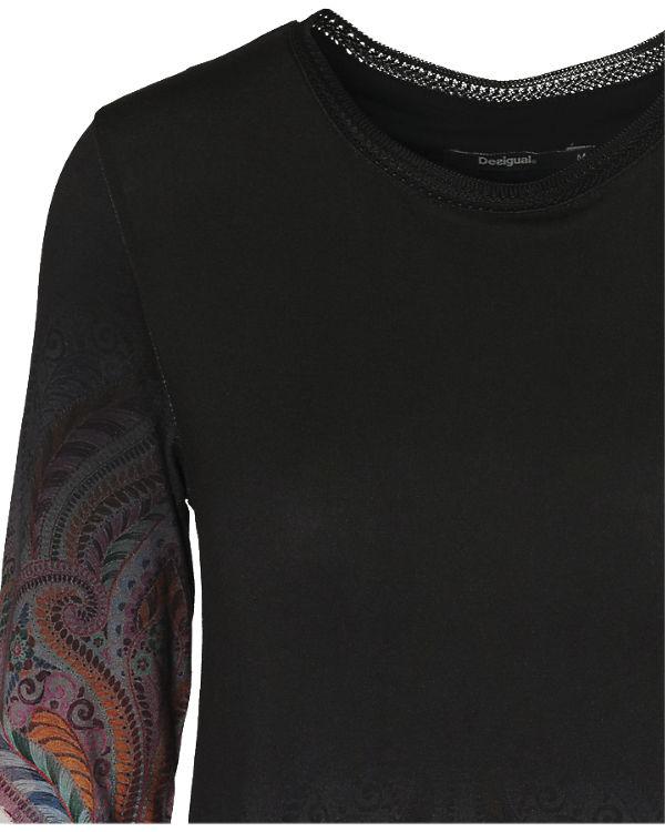 Desigual Desigual kombi schwarz Desigual Jerseykleid Jerseykleid schwarz Desigual kombi kombi schwarz Jerseykleid Jerseykleid ArrqUt