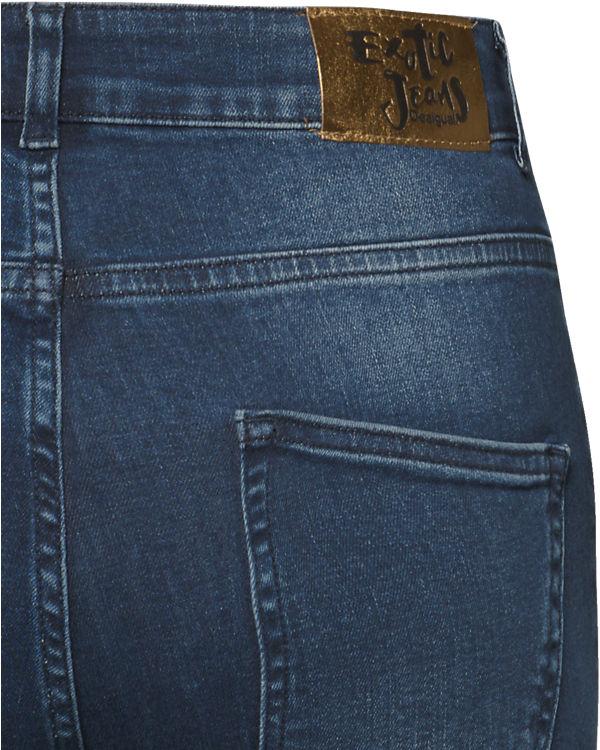 Slim Desigual Desigual blau Slim Jeans Jeans Desigual blau ZwqUvpnRd