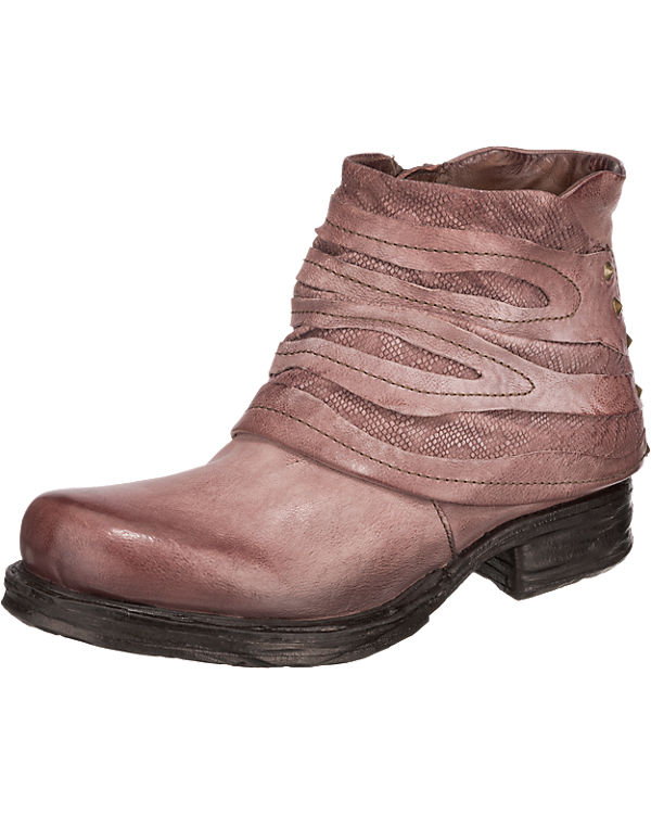 A.S.98 A.S.98 SAINTEC Stiefeletten rosa Billig Verkauf Shop Verkauf Für Schön Echt Günstig Online Günstig Kaufen Footlocker Finish 3qCADi
